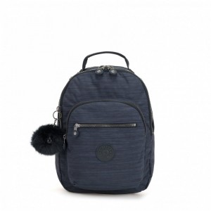 Black Friday 2020 | Kipling Sac à dos avec compartiment pour tablette True Dazz Navy pas cher
