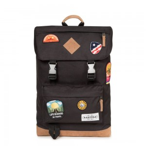 Eastpak Rowlo Into Patch Black livraison gratuite