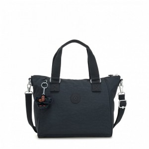 Black Friday 2020 | Kipling Sac à Main Medium Avec Bretelle Amovible True Navy pas cher