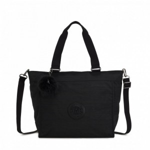 Black Friday 2020 | Kipling Large tote True Dazz Black pas cher