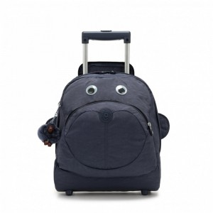 [Black Friday 2019] Kipling Cartable à roulettes True Jeans pas cher