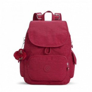 Black Friday 2020 | Kipling Petit Sac à Dos Radiant Red C pas cher