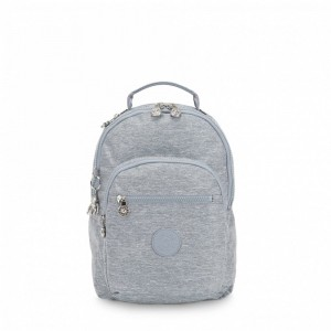 [Black Friday 2019] Kipling Sac à dos avec compartiment pour tablette Cool Denim pas cher