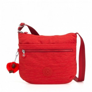 Black Friday 2020 | Kipling Sac épaule Bandoulière Active Red pas cher