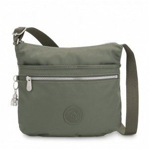 Black Friday 2020 | Kipling Sac à Bandoulière Rich Green pas cher
