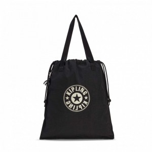 Black Friday 2020 | Kipling Sac Cabas Léger Lively Black pas cher