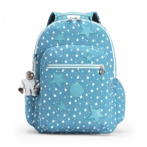 Black Friday 2020 | Kipling Grand Sac à Dos avec Protection pour Ordinateur Portable Fun Star Girl pas cher