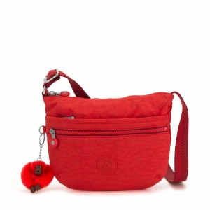 Black Friday 2020 | Kipling Petit Sac Bandoulière Active Red pas cher