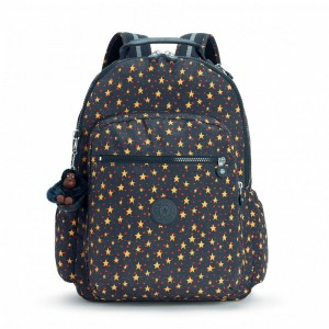 [Black Friday 2019] Kipling Grand Sac à Dos avec Protection pour Ordinateur Portable Cool Star Boy pas cher