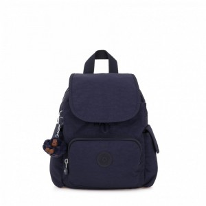Black Friday 2020 | Kipling Sac à Dos City Pack Mini Active Blue pas cher