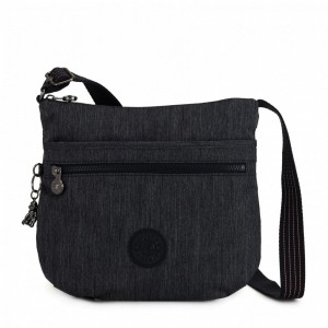 Black Friday 2020 | Kipling Medium crossbody Active Denim pas cher