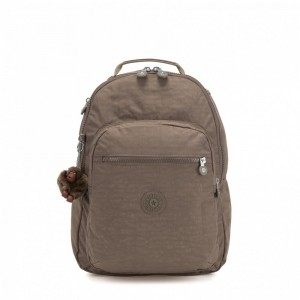 [Black Friday 2019] Kipling Grand Sac à Dos Avec Protection Pour Ordinateur Portable True Beige pas cher