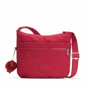 Black Friday 2020 | Kipling Sac épaule Bandoulière Radiant Red C pas cher