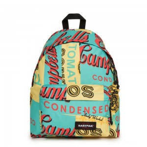 [Black Friday 2019] Eastpak Padded Pak'r® Andy Warhol Mint livraison gratuite
