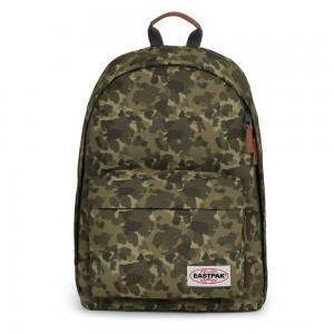 Vacances Noel 2019 | Eastpak Out Of Office Opgrade Camo livraison gratuite