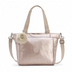 [Black Friday 2019] Kipling Petit Sac épaule Metallic Blush pas cher