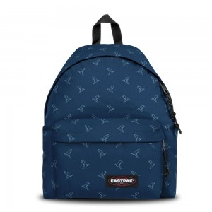 [Black Friday 2019] Eastpak Padded Pak'r® Minigami Blue Birds livraison gratuite