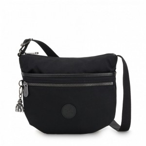 Black Friday 2020 | Kipling Sac à Bandoulière Rich Black pas cher