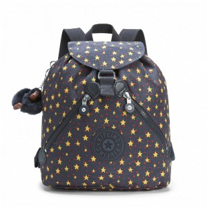 Vacances Noel 2019 | Kipling Sac à Dos Medium à Cordon Cool Star Boy pas cher