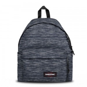 [Black Friday 2019] Eastpak Padded Pak'r® Knit Grey livraison gratuite