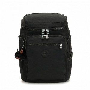 Kipling Grand Sac à Dos True Black pas cher