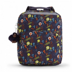 [Black Friday 2019] Kipling Sac à Dos Médium Bright Light pas cher