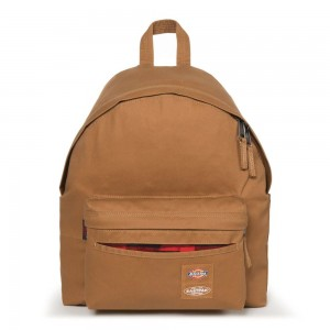 [Black Friday 2019] Eastpak Padded Pak'r® Dickies Brown Duck livraison gratuite