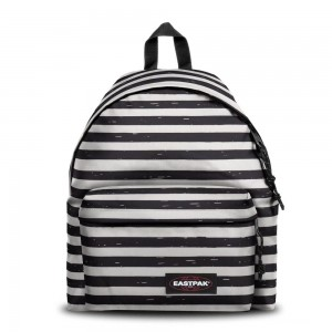 [Black Friday 2019] Eastpak Padded Pak'r® Stripe-it Black livraison gratuite