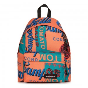 [Black Friday 2019] Eastpak Padded Pak'r® Andy Warhol Carrot livraison gratuite