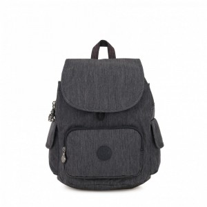 Black Friday 2020 | Kipling Small backpack Active Denim pas cher