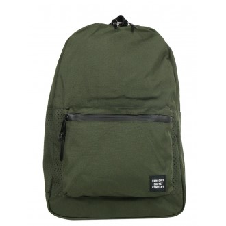 Herschel Sac à dos Settlement Aspect forest night/black rubber vente