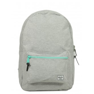 Black Friday 2020 | Herschel Sac à dos Settlement light grey crosshatch vente