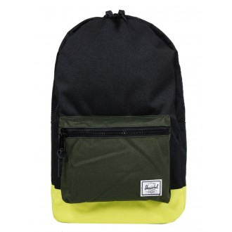 Vacances Noel 2019 | Herschel Sac à dos Settlement black/forest night/evening primrose vente