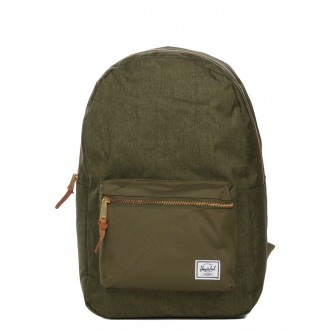 Black Friday 2020 | Herschel Sac à dos Settlement olive night crosshatch/olive night vente