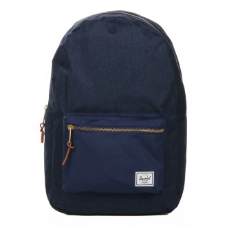 Black Friday 2020 | Herschel Sac à dos Settlement medievel blue crosshatch/medievel blue vente