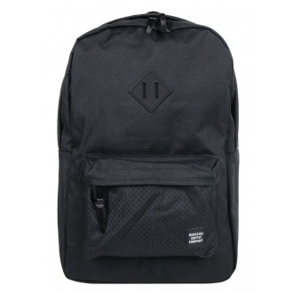 Black Friday 2020 | Herschel Sac à dos Heritage Aspect black/black rubber vente