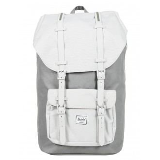 Black Friday 2020 | Herschel Sac à dos Little America grey lunar rock/lunar rock rubber vente