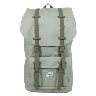 Herschel Sac à dos Little America shadow/beetle rubber vente