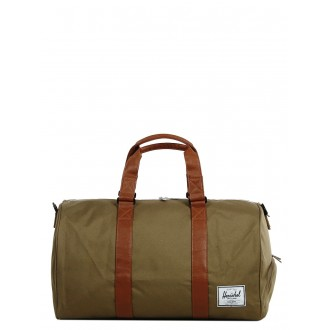 Vacances Noel 2019 | Herschel Sac de voyage Novel 52 cm cub/tan synthetic leather vente