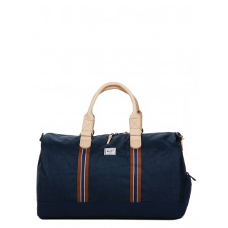 Vacances Noel 2019 | Herschel Sac de voyage Novel Offset 52 cm medieval blue crosshatch/medieval blue vente
