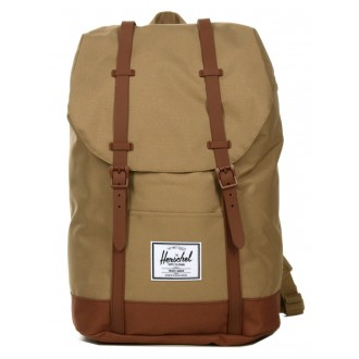 Vacances Noel 2019 | Herschel Sac à dos Retreat kelp/saddle brown vente