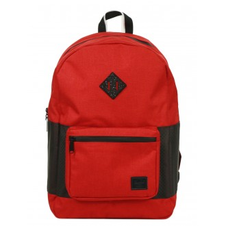 Black Friday 2020 | Herschel Sac à dos Ruskin Aspect barbados cherry crosshatch/black vente