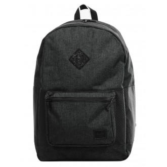Vacances Noel 2019 | Herschel Sac à dos Ruskin Aspect black crosshatch/black/white vente