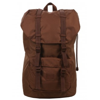Herschel Sac à dos Little America Light saddle brown vente