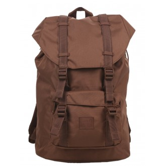 Herschel Sac à dos Little America Mid-Volume Light saddle brown vente