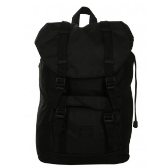Vacances Noel 2019 | Herschel Sac à dos Little America Mid-Volume Light black vente