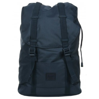 Vacances Noel 2019 | Herschel Sac à dos Retreat Mid-Volume Light navy vente
