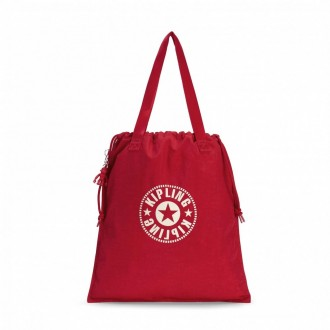 Black Friday 2020 | Kipling Sac Cabas Léger Lively Red pas cher