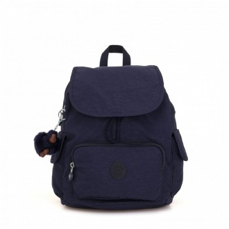 Black Friday 2020 | Kipling Petit Sac à Dos Active Blue pas cher