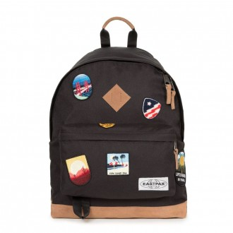 Vacances Noel 2019 | Eastpak Wyoming Into Patch Black livraison gratuite